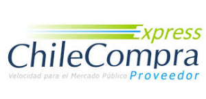 Logo chilecompra express